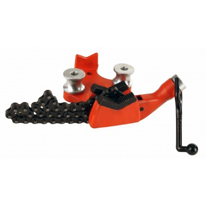 Toledo Pipe BC 610 Heavy Duty Screw Bench Chain Vise fits RIDGID® 40210 BC510