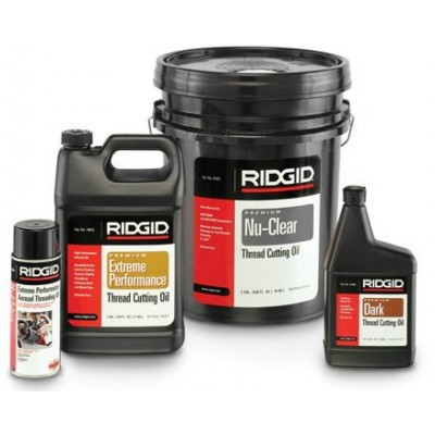 RIDGID® 32808 Nu-Clear Pipe Threading / Cutting Oil - 1 Gallon